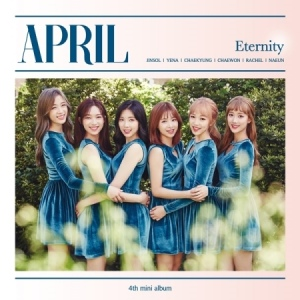 APRIL - Mini Album Vol.4 [eternity]