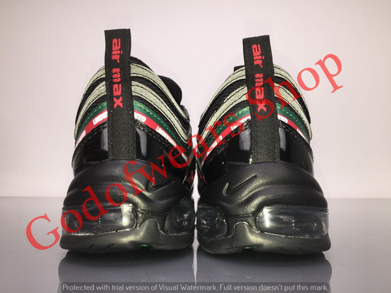 Nike Air Max 97 Undftd x Nike Black