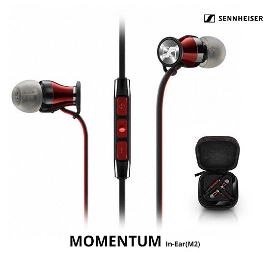 หูฟัง Sennheiser Momentum In-Ear-M2 IEI for Apple (ios)