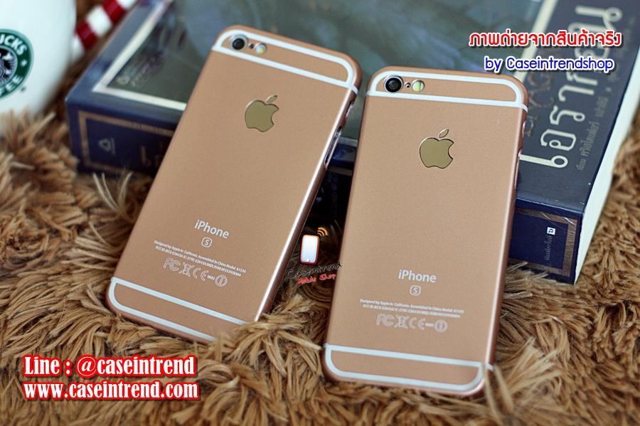 เคส iPhone5/5s - แปลงเป็น iPhone 6S สีชมพู