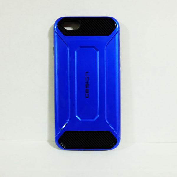 เคสไอโฟน 5/5S design สีน้ำเงิน