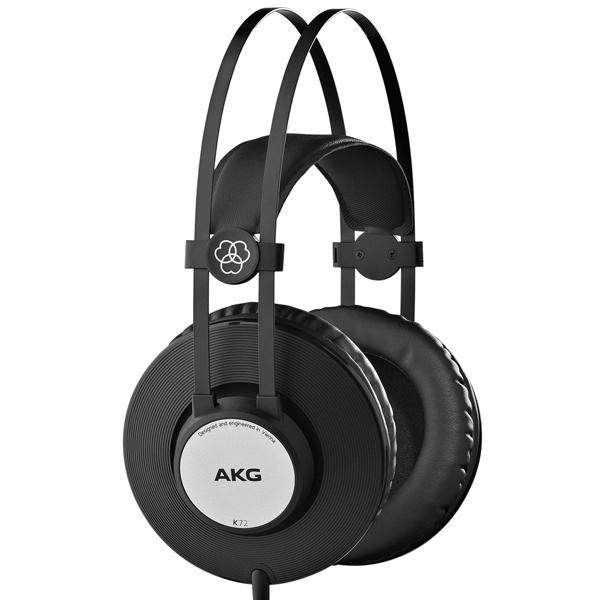 หูฟัง AKG K72 (หูฟังมอนิเตอร์รุ่นใหม่ราคาประหยัด)