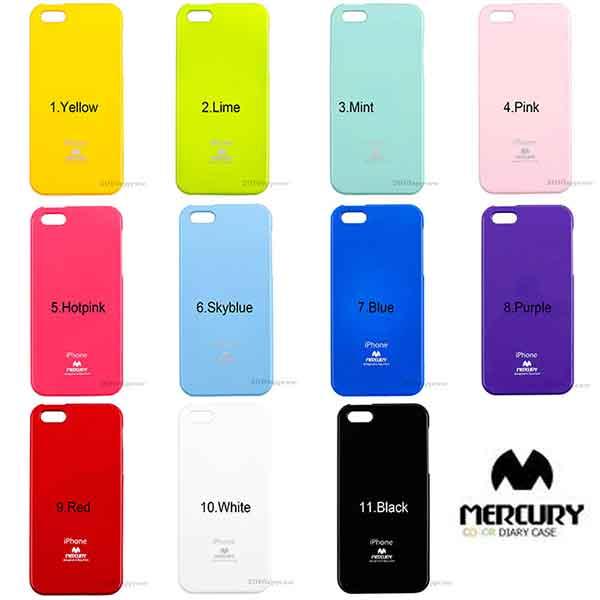 case iphone 4/4s Mercury งานเกาหลีแท้
