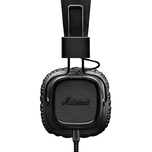 หูฟัง Marshall Major II สีPitchblack