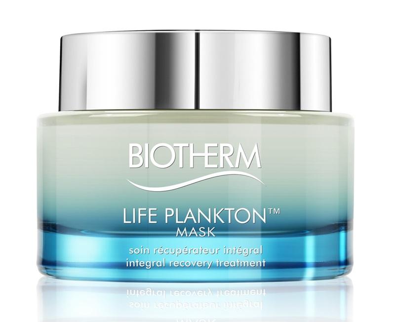 ไบโอเธิร์ม Biotherm Life Plankton Mask 75mL Essence in Maskที่สุดของพลังการฟื้นบำรุงผิวชั่วข้ามคืน เอสเซนส์มาส์ก (essence in mask) ที่จะมามอบความชุ่มชื้นให้แก่ผิว พร้อมคืนความกระจ่างใสเปล่งปลั่งดุจแพรไหม