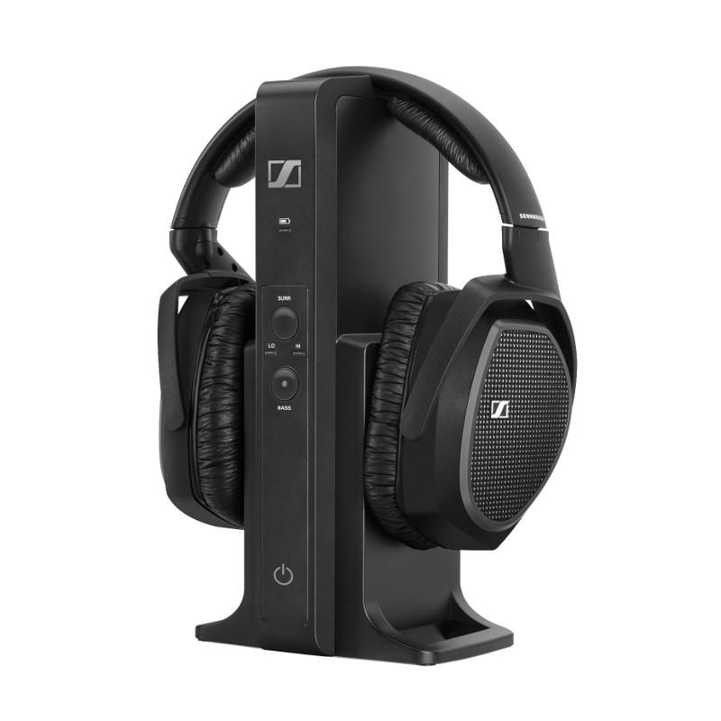 Sennheiser RS 175 (Wireless Headphones สำหรับดูหนัง+ฟังเพลง)