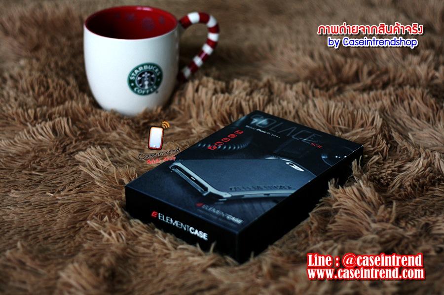 เคส iPhone 6/6S - Element Solace Black
