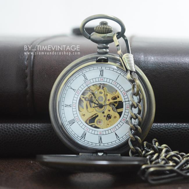 นาฬิกากลไก
