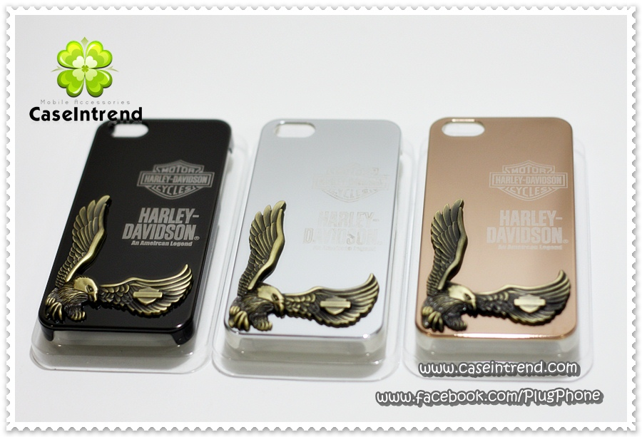 เคส iPhone 5 Harley Davidson By Zippo Made in USA