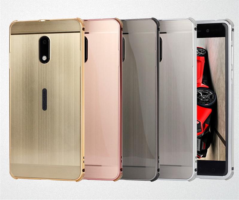 Metal Bumper Case (Nokia 6)
