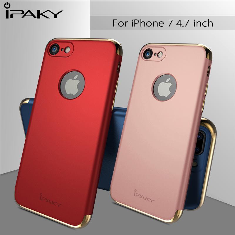 เคสแบบประกบ iPhone 7 บางเบา ยี่ห้อ iPaky 3-in-1 Armor