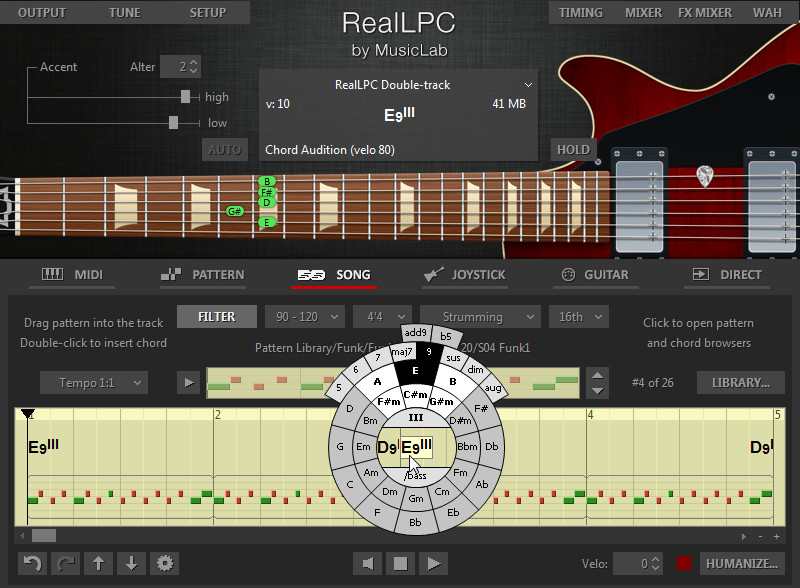 Music Lab Real LPC v4.0.0.7239 For MAC