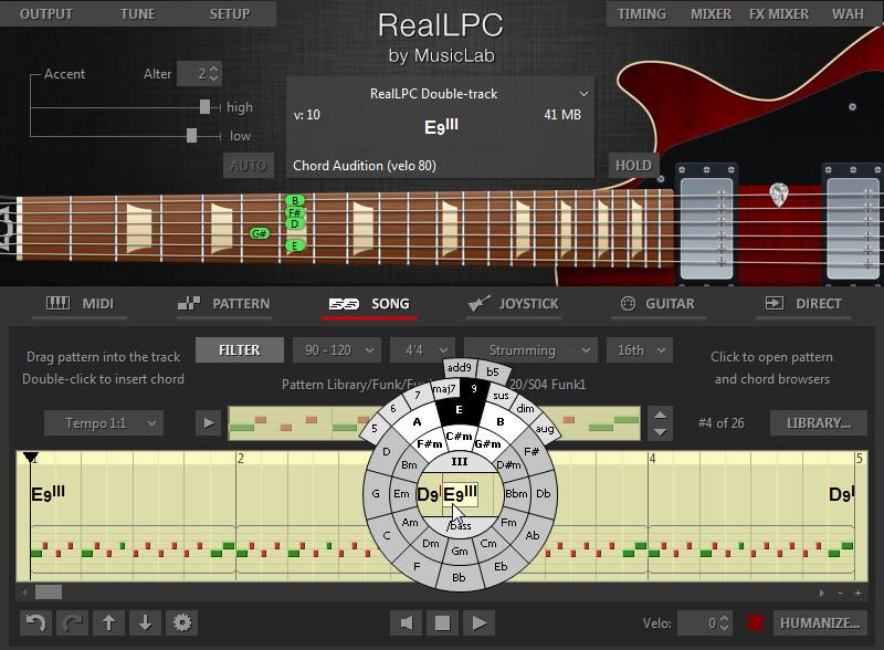 Music Lab Real LPC v4.0.0.7239 For MAC