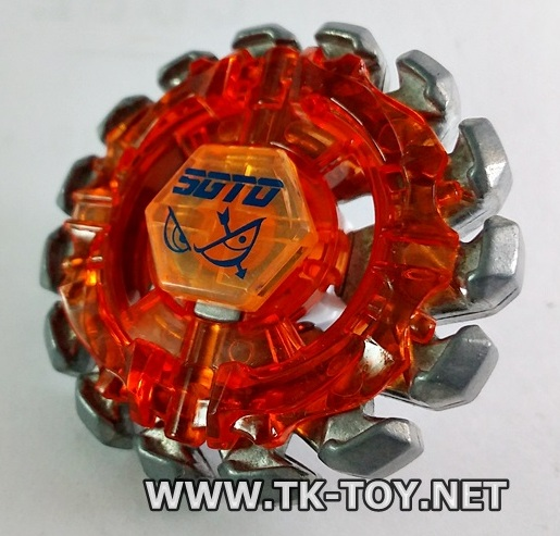 TAKARA TOMY SERPENT SAGITTARIO Metal Fusion 4D Beyblade