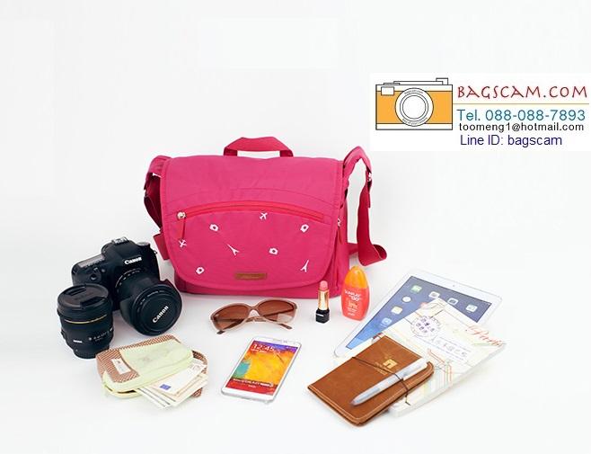 กระเป๋ากล้องแฟชั่นเกาหลี SLR DSLR Mirrorless