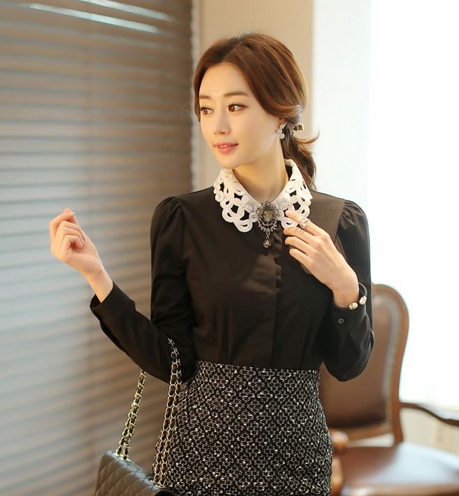 KOREA CLOSET เสื้อแฟชั่นเกาหลี ดีเทลผ้าอย่างดียืดได้นิด