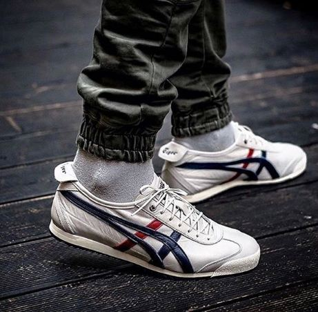 reputable site 6244c 5c5fe Onitsuka Tiger Mexico 66 Super Deluxe (Vaporous Grey/Peacoat)