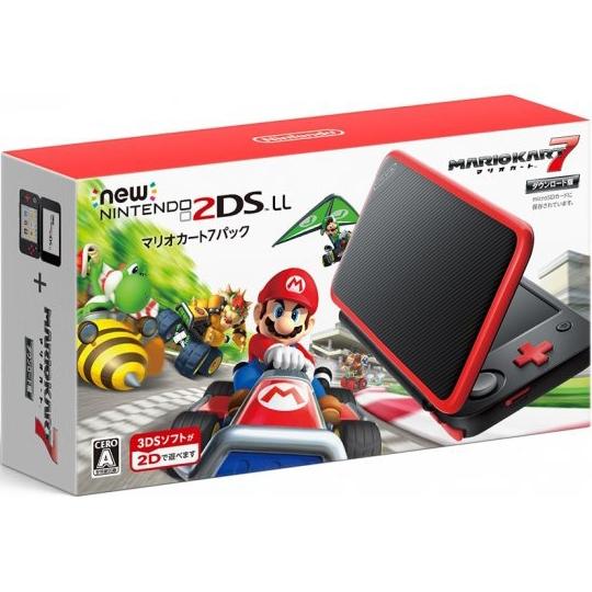 2DSLL Mario Kart 7 Pack