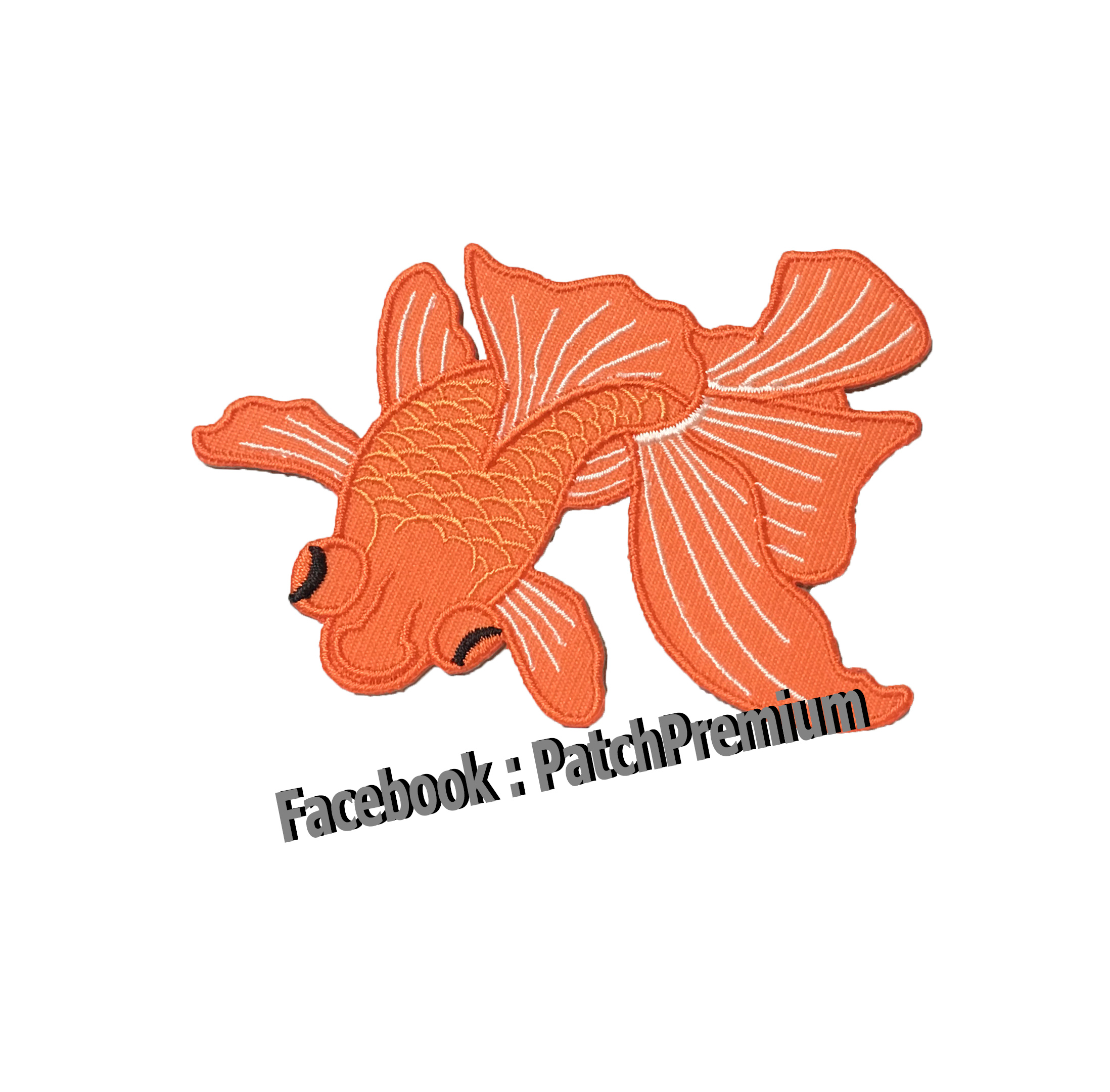 ปลาทอง - ตัวรีด (Size M)