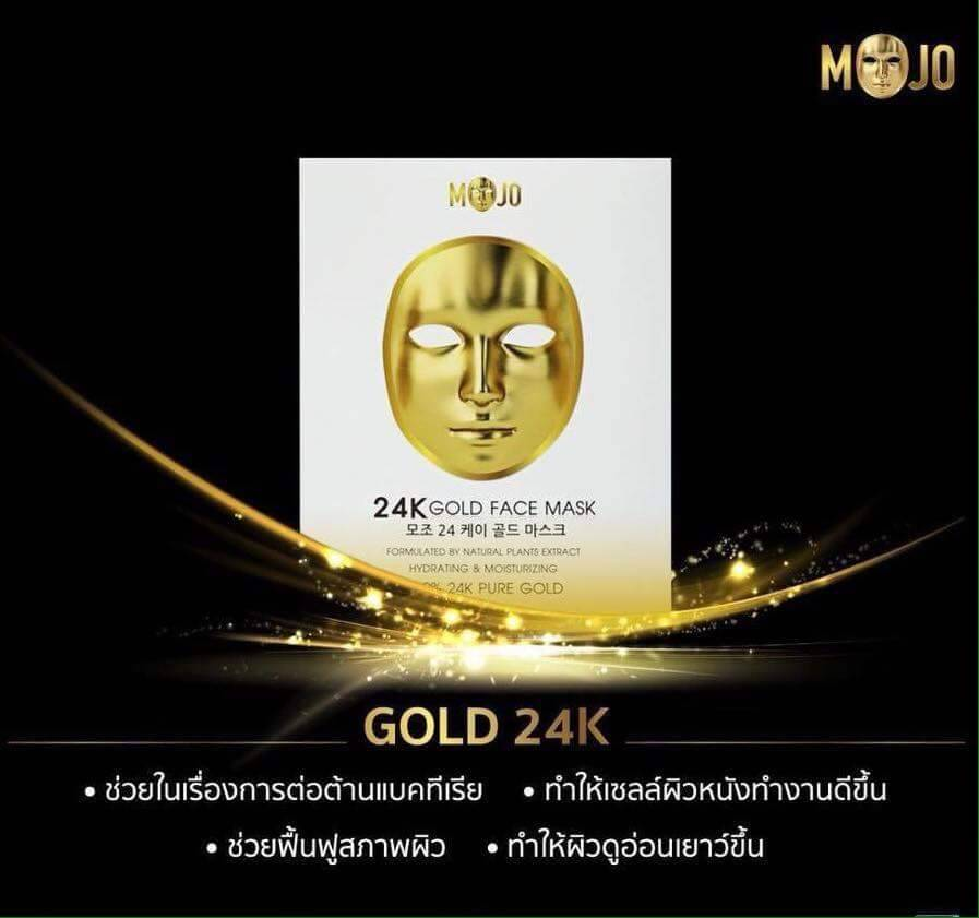 mojo gold 24k