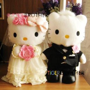 ตุ๊กตาคิตตี้แต่งงาน Kitty Wedding ขนาด 9 นิ้ว