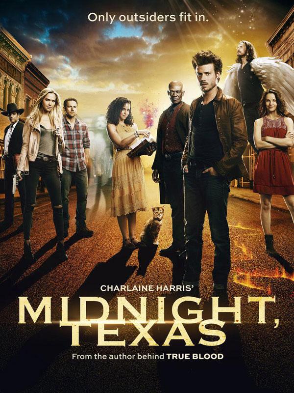 Midnight Texas Season 1 (บรรยายไทย 2 แผ่นจบ)