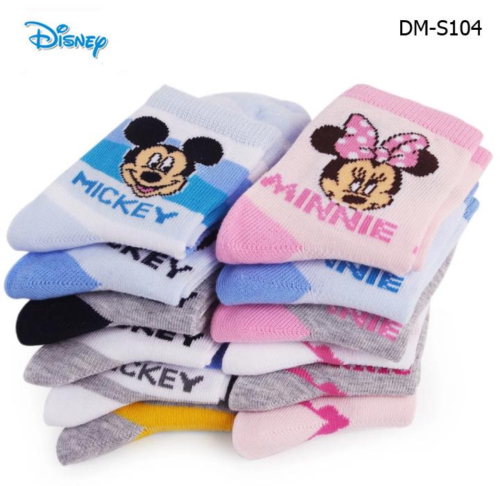 DM-S104 ถุงเท้า Disney (14-24 cm)