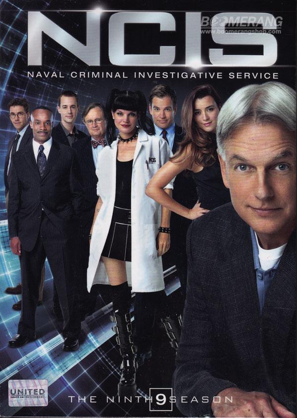 NCIS : Naval Criminal Investigative Service Season 9 / เอ็นซีไอเอส : หน่วยสืบสวนแห่งนาวิกโยธิน ปี 9 (พากย์ไทย 5 แผ่นจบ+แถมปกฟรี)