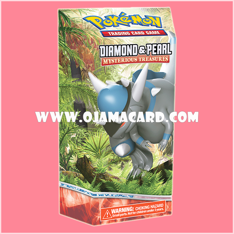 Pokémon TCG Diamond & Pearl—Mysterious Treasures : Skull Charge Theme Deck