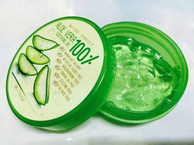 Nature Aloe vera 100% By Nature Perfect 50g