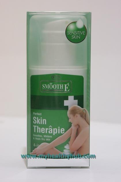 Smooth E Skin Therapie สมูทอีเพอร์เฟ็คสกินโลชั่น 100 มล บำรุงผิวลดรอยแตกลาย
