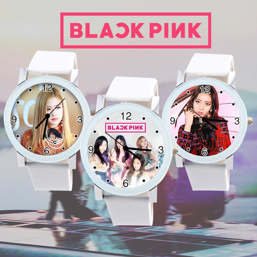 นาฬิกาข้อมือ BLACKPINK -ระบุแบบ-