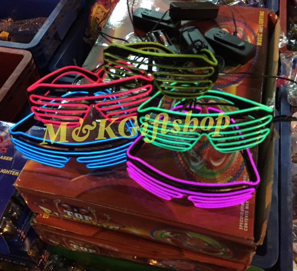 แว่นตาไฟ LED ราคาส่ง