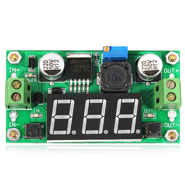 LM2596 Converter Buck Step Down Regulator Power Module