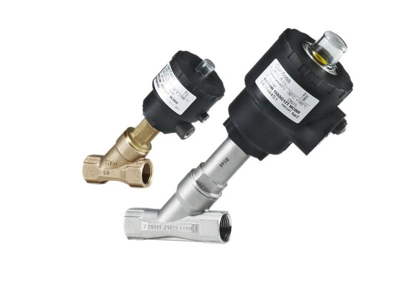 AV210, Angle seat valves