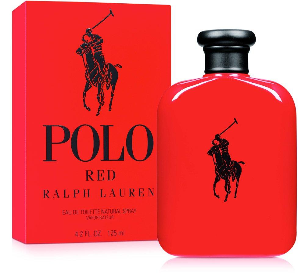น้ำหอม Polo red