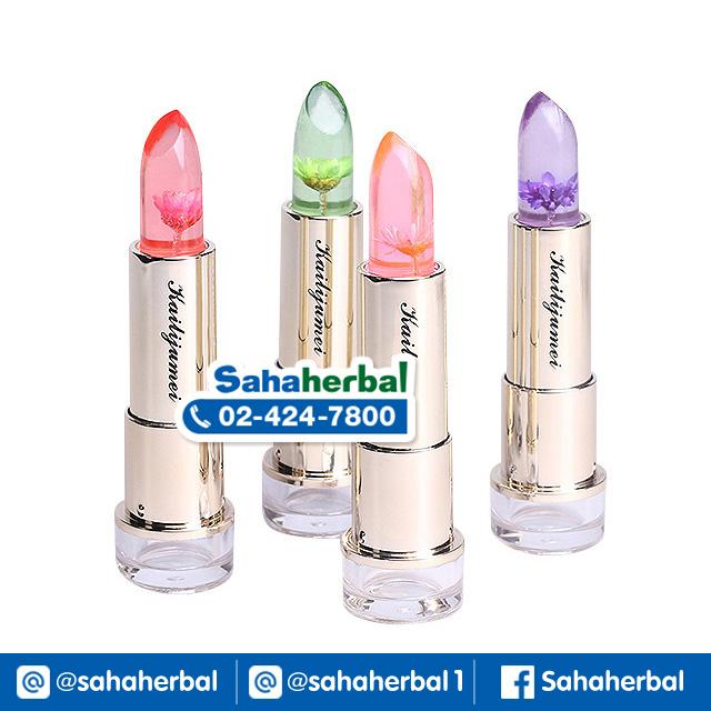 Flower Jelly Lip ลิปเจลลี่ดอกไม้ Kailijumei SALE 60-80% ฟรีของแถมทุกรายการ