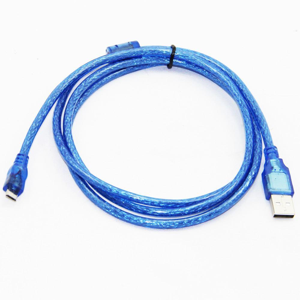 Micro USB Cable 1.5M สาย Micro usb ยาว 1.5 เมตร