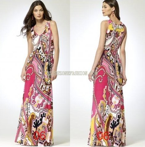 PUC76 Preorder / EMILIO PUCCI DRESS STYLE