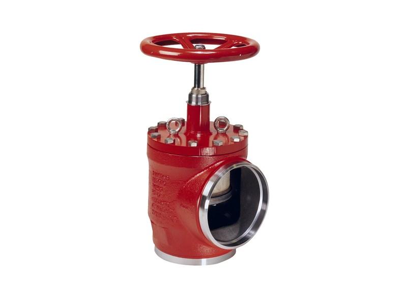 SVA-DH 250-300, stop valves, delta pressure high