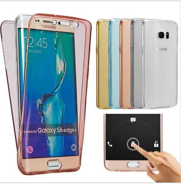 Samsung Galaxy S7 - เคสใส ประกบ TPU