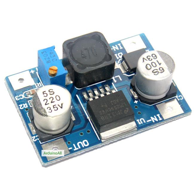 LM2596HV High voltage Step down 5-60V to 1.25-26V