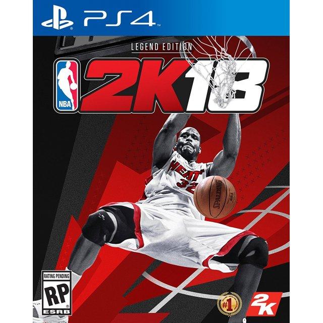 PS4 : NBA 2K18 LEGEND EDITION (R3)