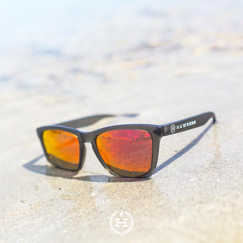 Hawkers Sunglasses Glaciar Black - Nebula One (H-06)