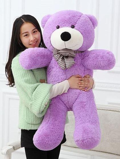 ตุ๊กตาหมียิ้ม ขนาด 120 CM. (สินค้าขายดี)