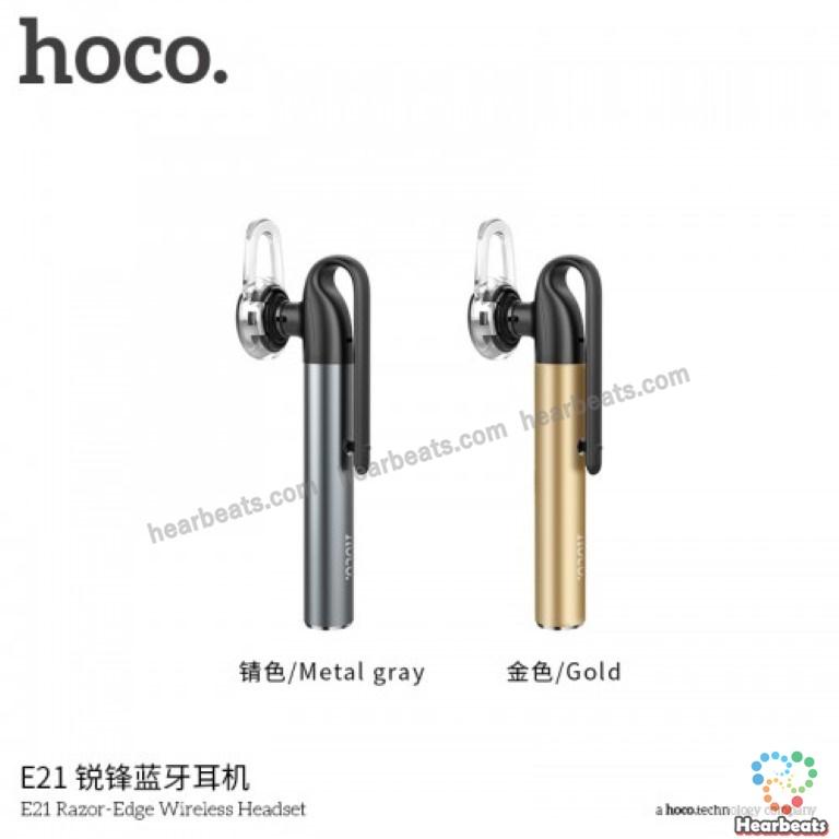หูฟังบลูทูธ HOCO E21 ( Bluetooth Razor Headset )