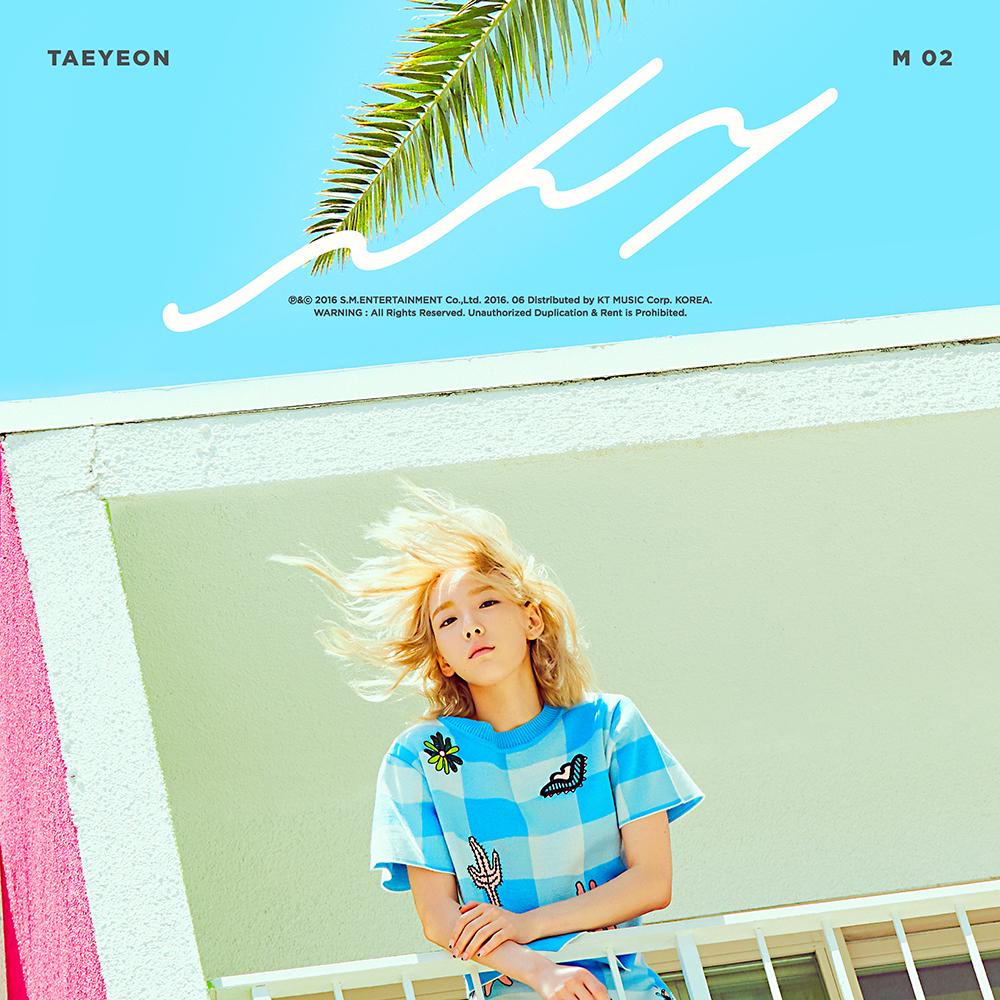 [Pre] Tae Yeon : 2nd Mini Album - Why +Poster