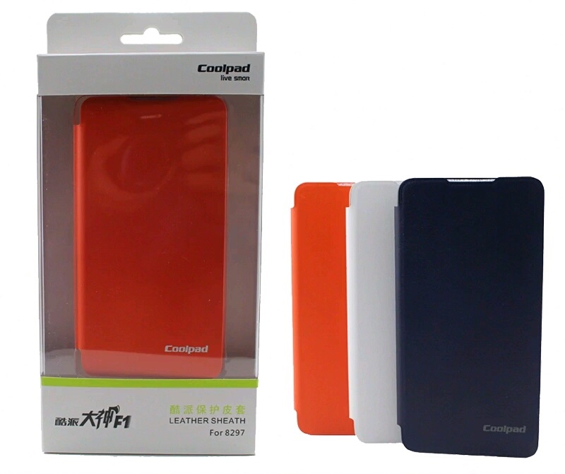 Coolpad F1/F1 Plus Flipper Case เคสแท้จาก Coolpad