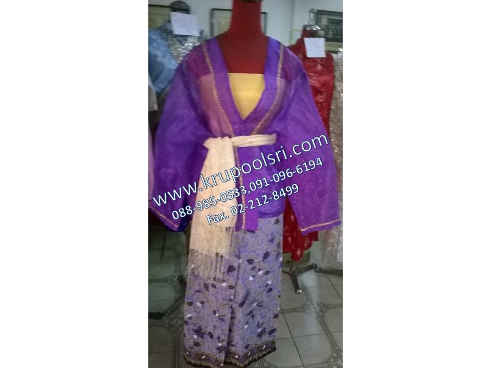 ชุดอินโดนีเซีย หญิง - ขนาดพิเศษ