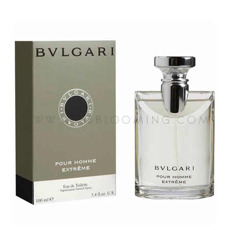 น้ำหอม Bvlgari Extreme 100ml l กล่องซีล